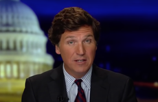 Tucker Carlson admits he lies on show: 'I really try not to... [but] I certainly do'