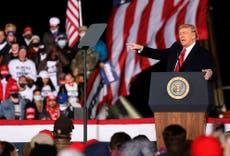 Trump's latest challenge to Georgia loss is 'insanity', says CNN pundit