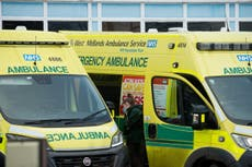 'The system is broken': Patients waiting 10 minutes for 999 calls to be answered