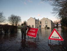 'Adapt or die': Get ready for floods and droughts, says Environment Agency