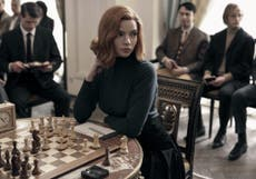 Netflix's The Queen's Gambit is still selling out chess boards