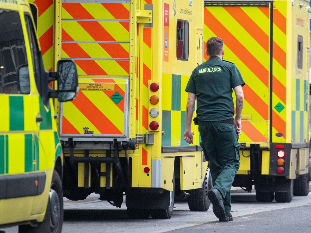 Paramedics abused and assaulted while on duty, survey reveals