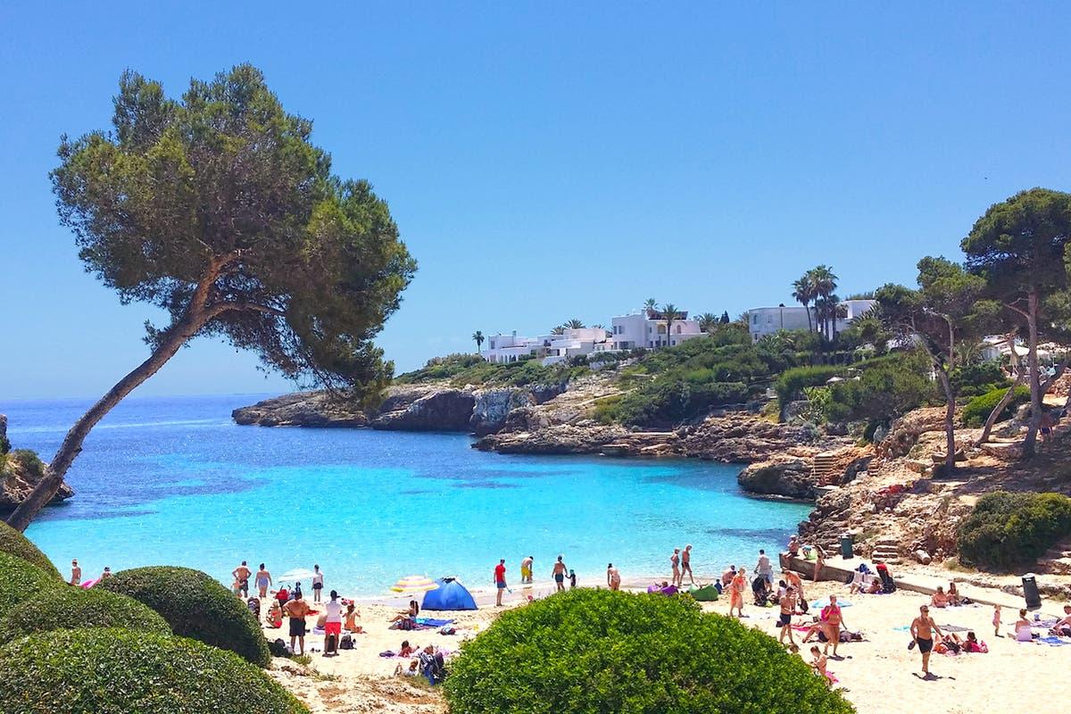 Balearics moved to amber list as Bulgaria and Croatia go green – follow live