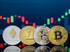 Bitcoin price – live: Flash crash wipes $100 billion from crypto market