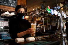 Price of pint to increase by 30p as supply shortages drive up costs