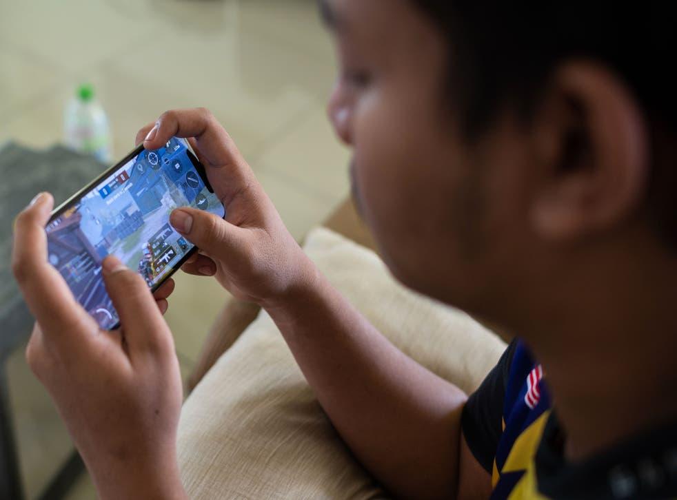 Jugador de eSports Muhammad Aiman Hafizi Ahmad, de 20.