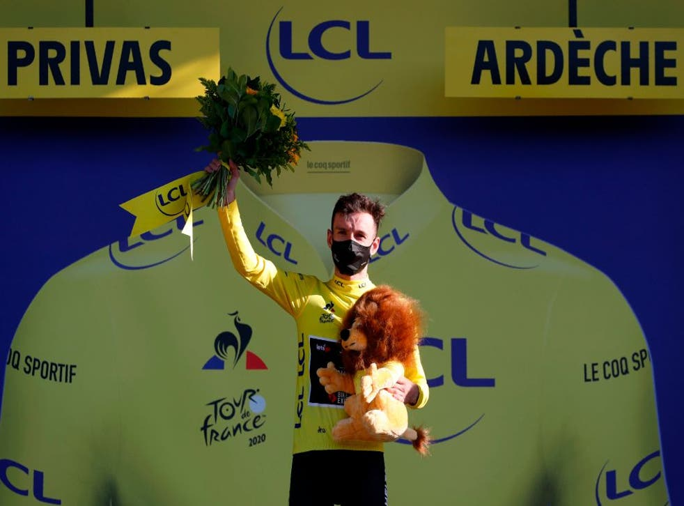Yates mantuvo el jersey amarillo tras la sexta etapa del certamen