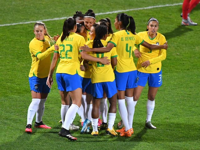 Brazil will pay their men's and women's teams the same