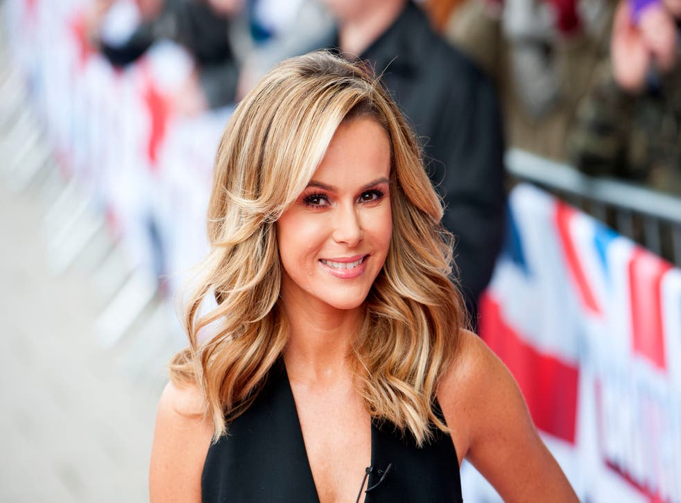 Amanda Holden is launching a singing career