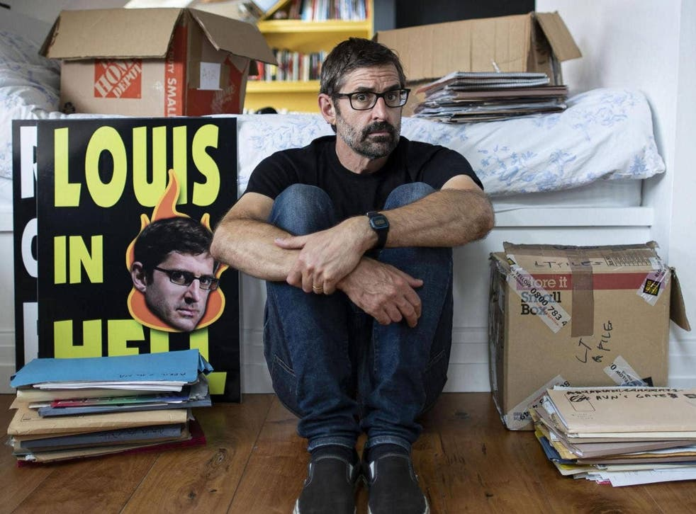 Louis Theroux reflects on a long career in TV in the four-part series