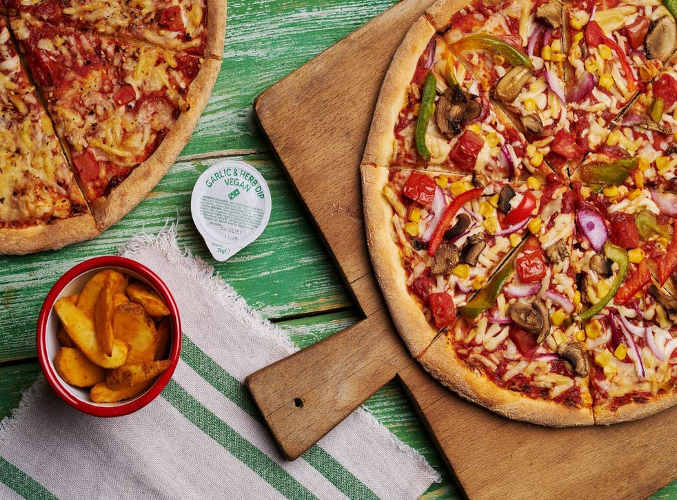 Domino's has launched two new vegan pizzas across the UK