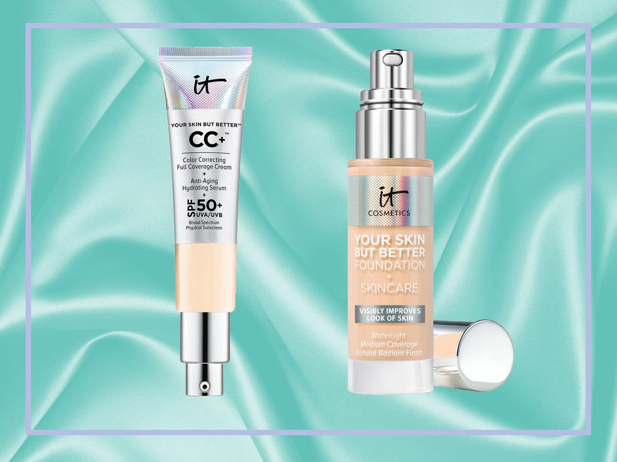 It Cosmetics Your Skin But Better Foundation Review Is It As Good As The Cc Cream The Independent