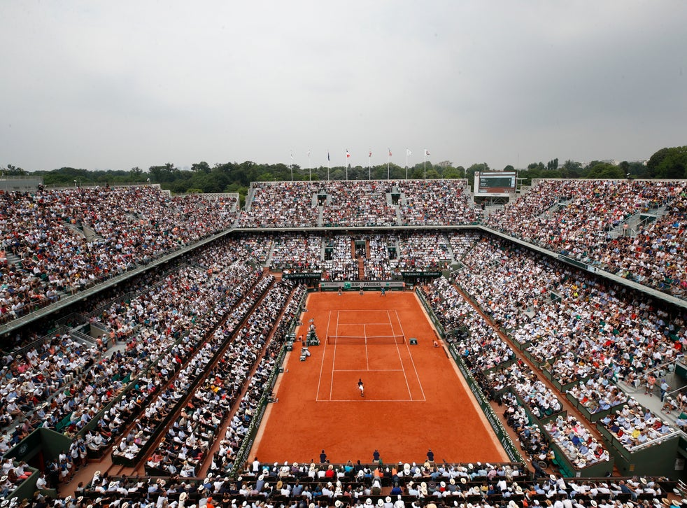 French Open 2020: 11,500 fans to be allowed into Roland ...