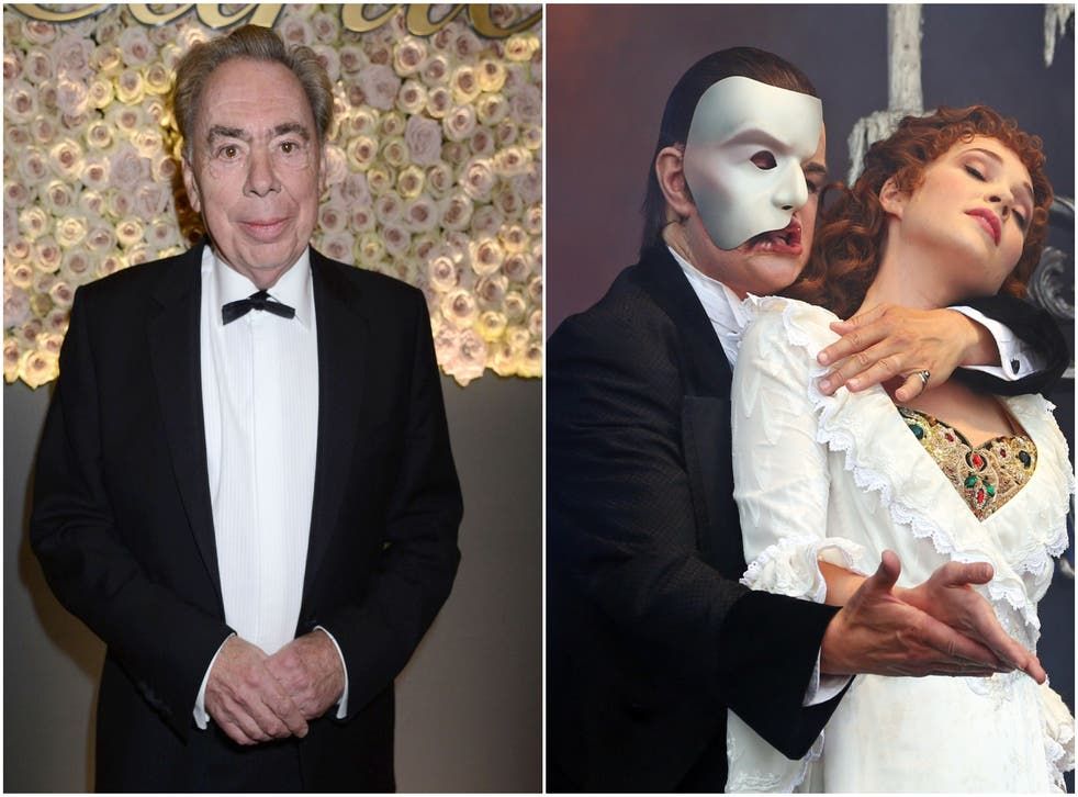 Andrew Lloyd Webber wants theatres to reopen