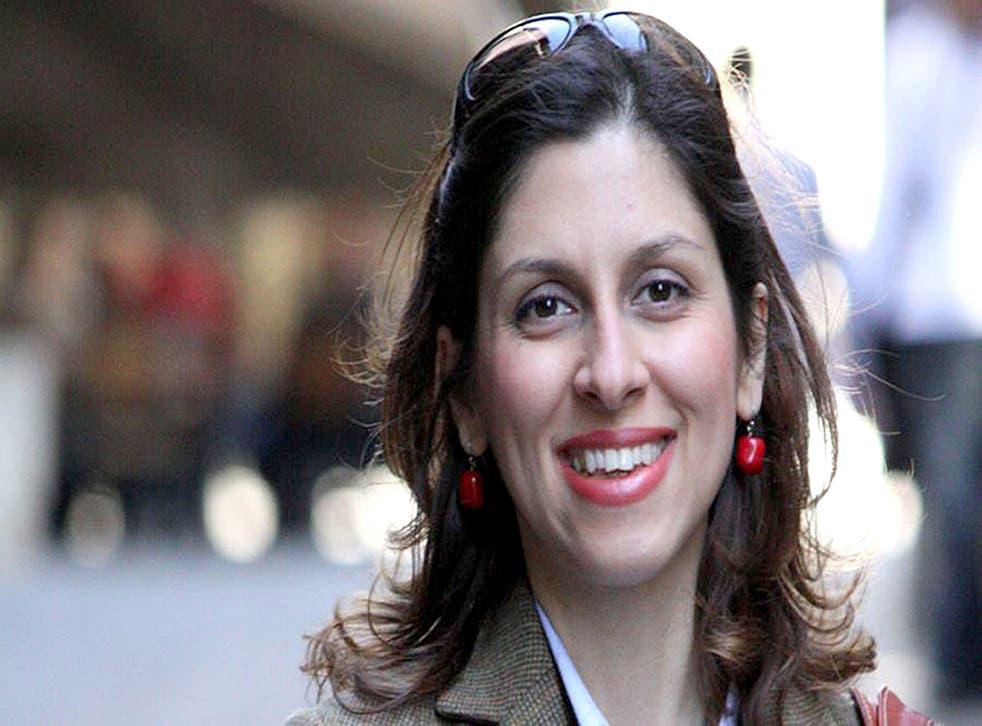 La chica de doble nacionalidad británico-iraní ha estado bajo libertad condicional.