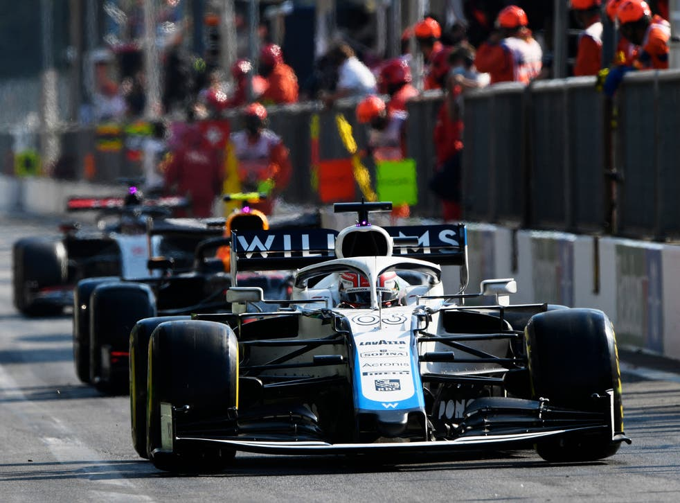 Williams have appointed Simon Roberts as actin team principal