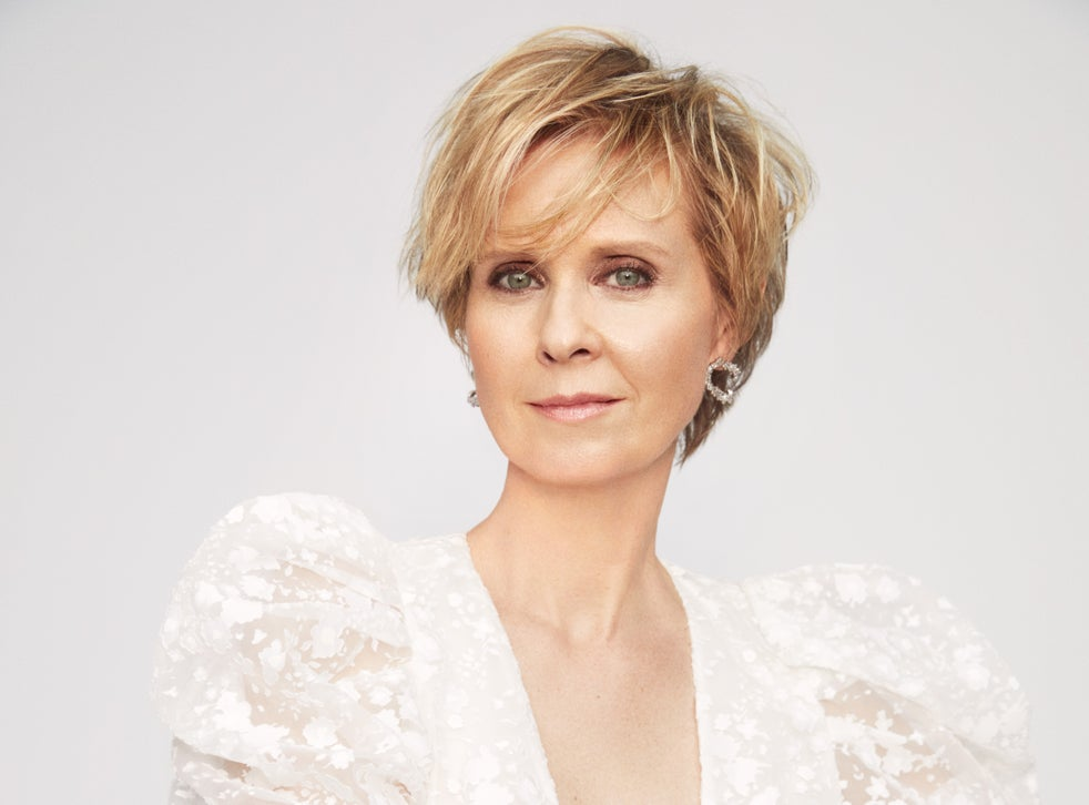 Cynthia Nixon: 'I know JK Rowling feels she's standing up ...