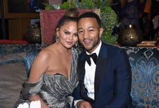 Chrissy Teigen y John Legend vivieron un encuentro racista: 'Fue aterrador'