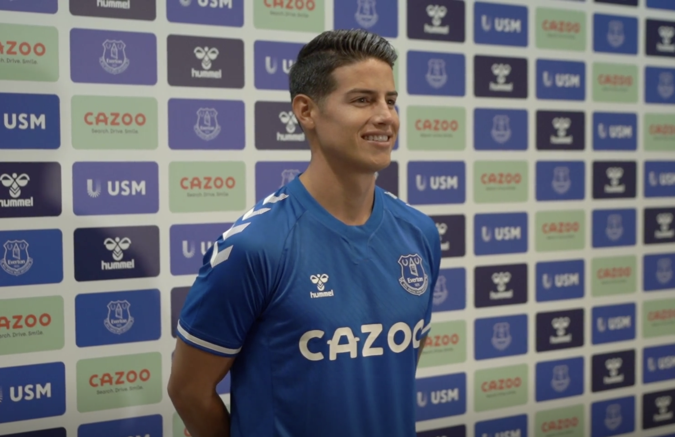 Everton News Latest Transfers Open Window To Success The Independent
