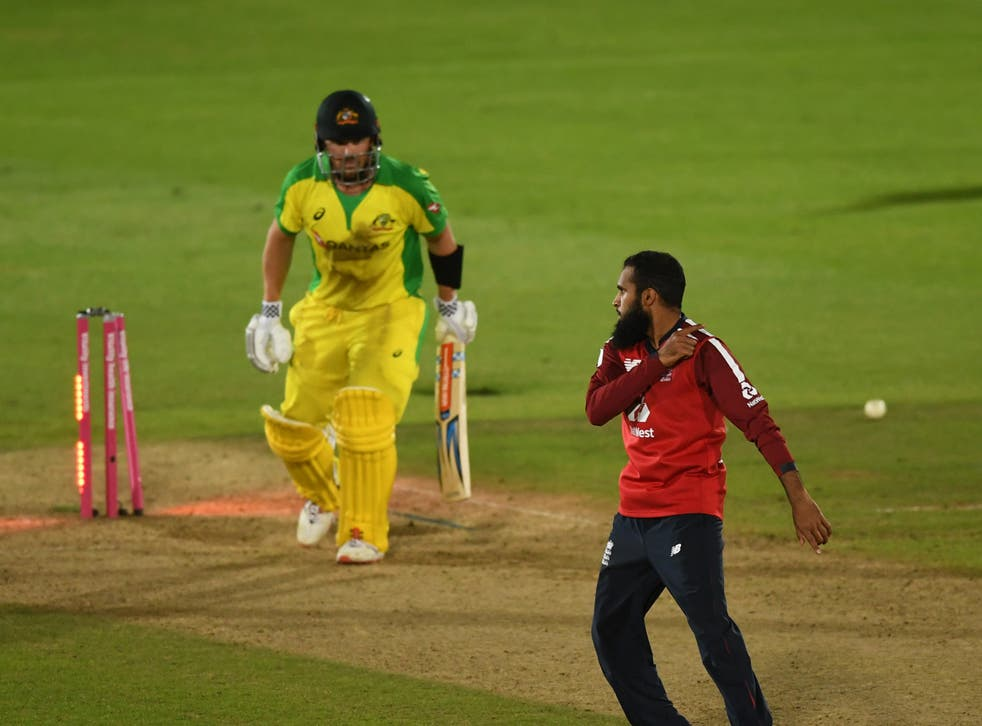 Adil Rashid is England's leading wicket-taker in white-ball cricket