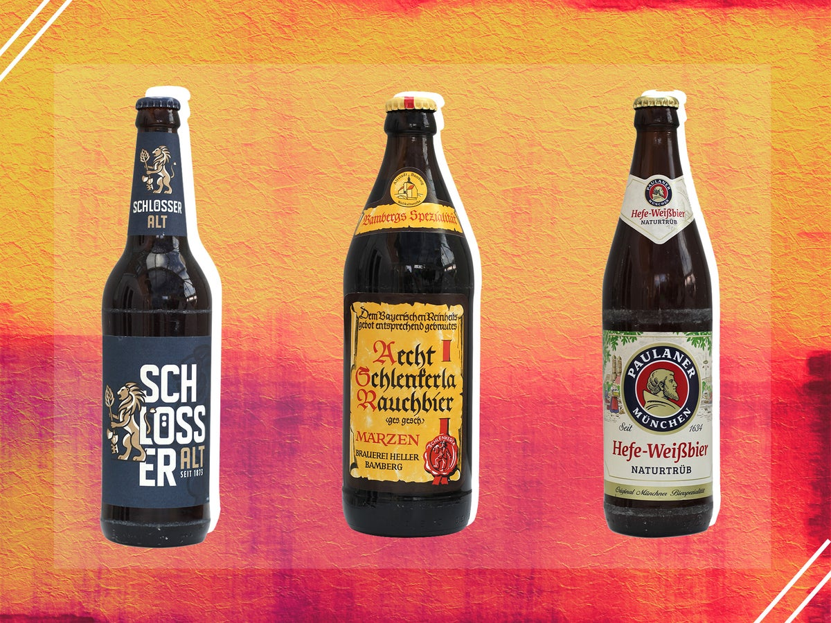 Oktoberfest 2020 Best German Beers That Celebrate The Country S Finest Brews The Independent