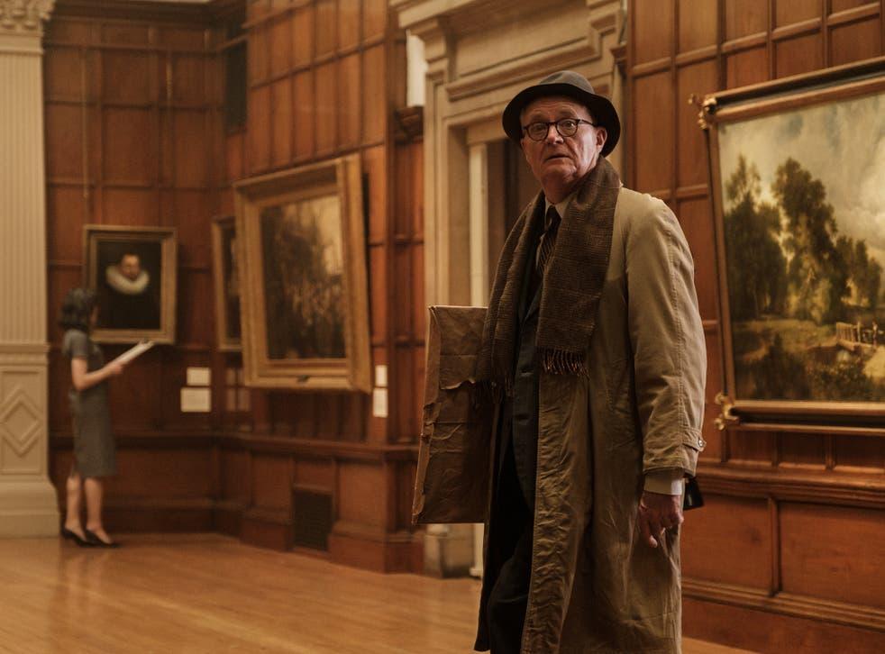 Jim Broadbent as Kempton Bunton in Roger Michell's 'The Duke'