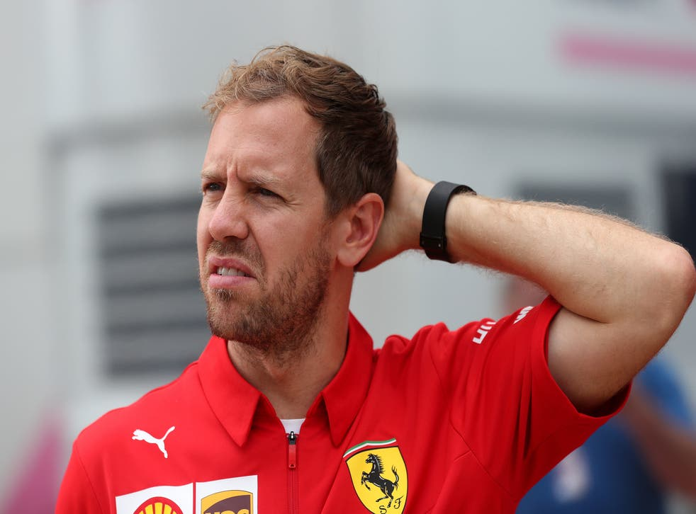 Sebastian Vettel will drive for Aston Martin in 2021 after leaving Ferrari
