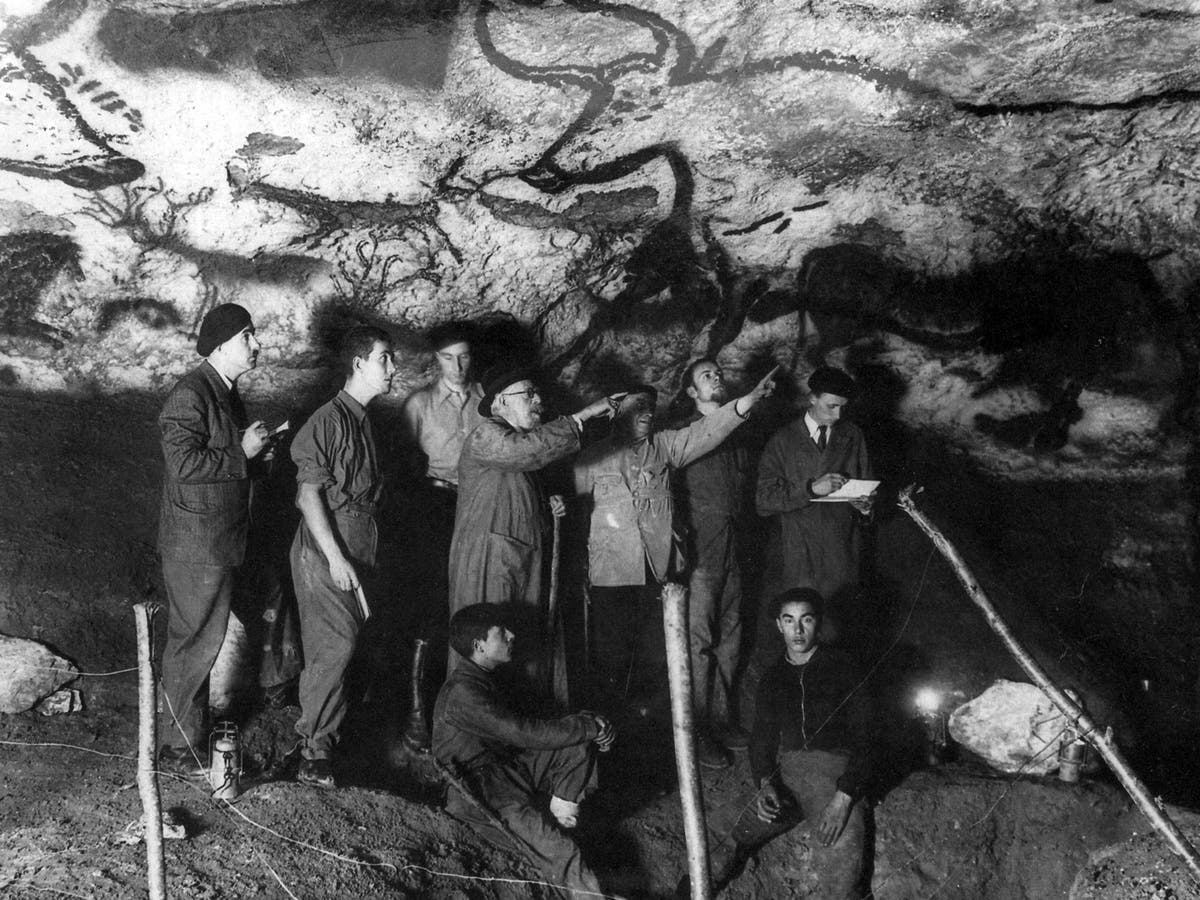 How the Lascaux cave paintings were discovered 80 years ago | The  Independent