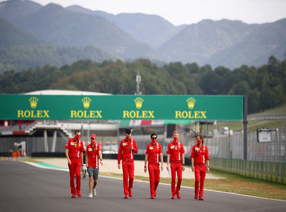 Ferrari will hope for a change of fortunes at Mugello for the Tuscan Grand Prix