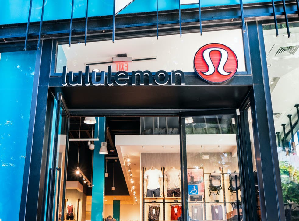 <p>Select Lululemon stores are accepting customer's like new leggings in exchange for a gift card</p>