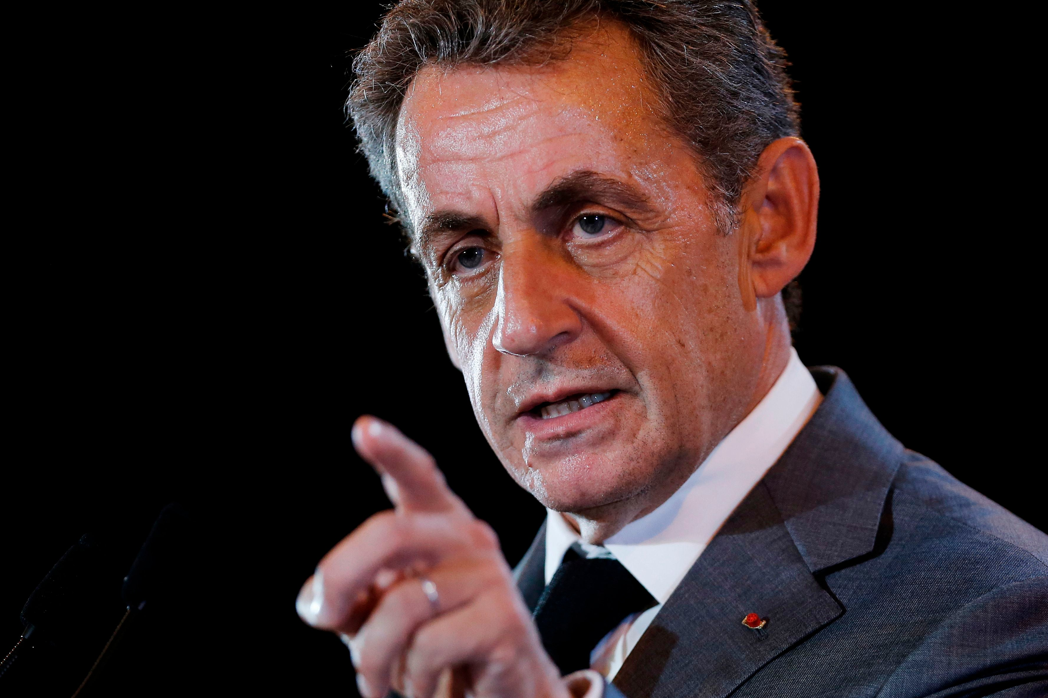 Nicolas Sarkozy In Racism Row After Suggesting People Can T Say Monkey Anymore Due To Book Renaming The Independent