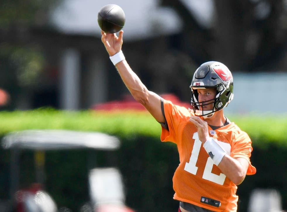 Tom Brady intentará guiar a Tampa Bay al Super Bowl
