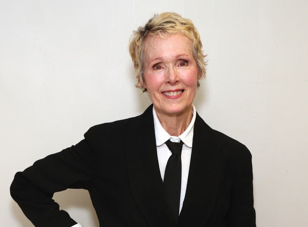E Jean Carroll attends the 2019 Glamour Women of the Year Summit on 10 November 2019 in New York City.