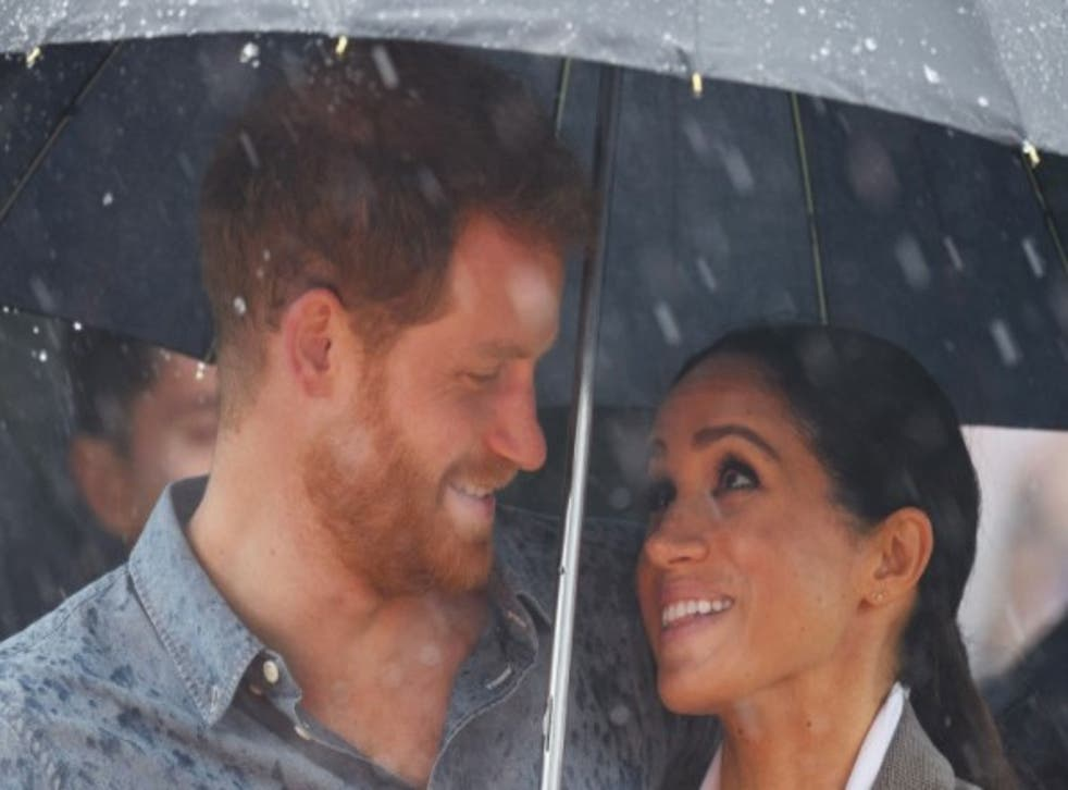 Prince Harry and Meghan Markle look certain to make a swift return to the public eye