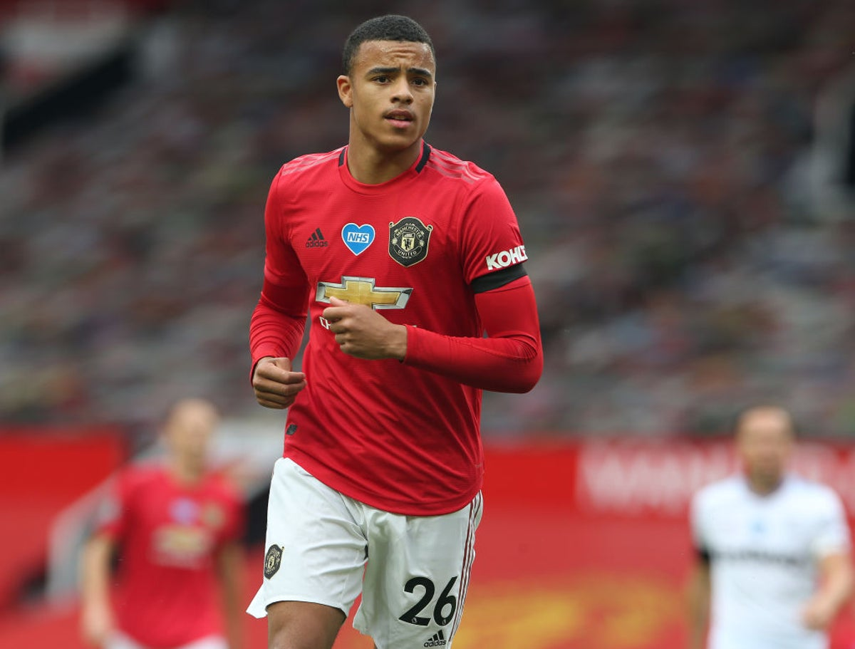 Mason Greenwood Ole Gunnar Solskjaer Unhappy With England Over Manchester United Striker S Call Up The Independent