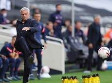 Uninspired Tottenham show that swapping imagination for results is not as simple as Jose Mourinho once made it seem