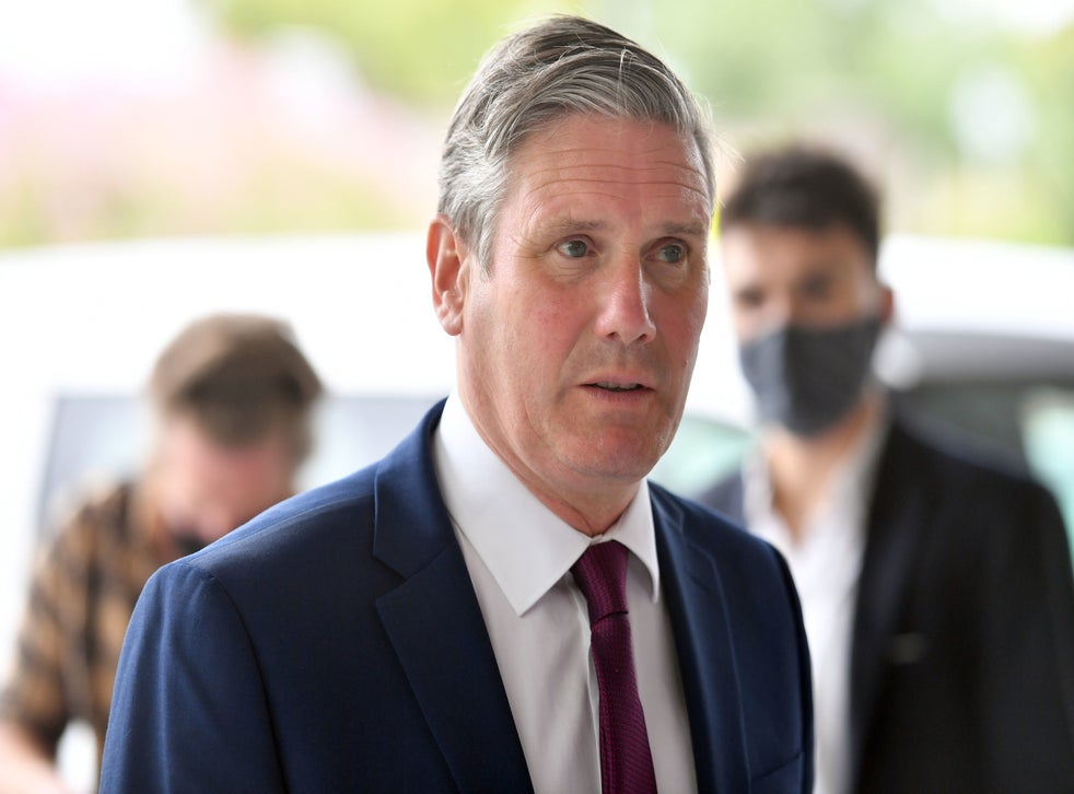 The timing of Starmer's election as leader could not have been worse