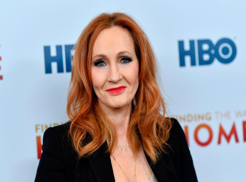 JK Rowling asiste a un estreno el 11 de diciembre de 2019 en la Ciudad de Nueva York