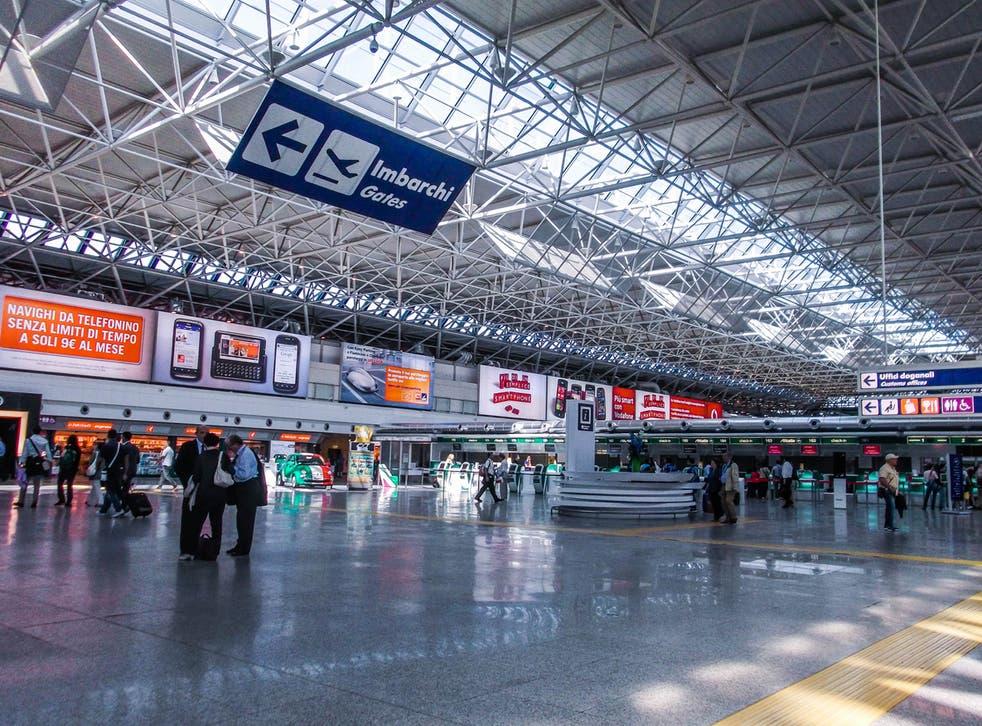 El aeropuerto de Internacional de Fiumicino en Roma es el primero en recibir una calificación de cinco estrellas por su procedimiento de Covid-19