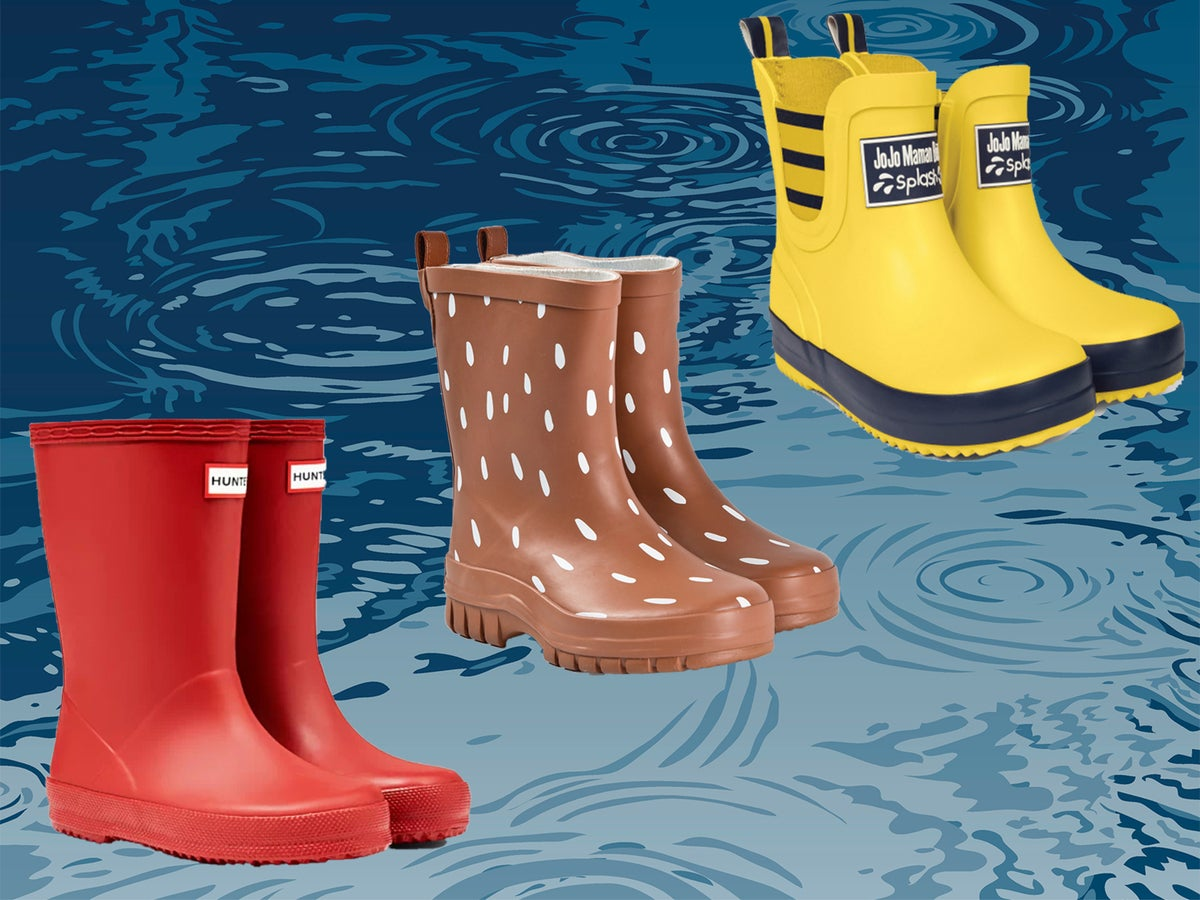 Best Kids Wellies 2020 Keep Girls And Boys Feet Dry While Puddle Jumping The Independent Boots of striding and springing. best kids wellies 2020 keep girls and