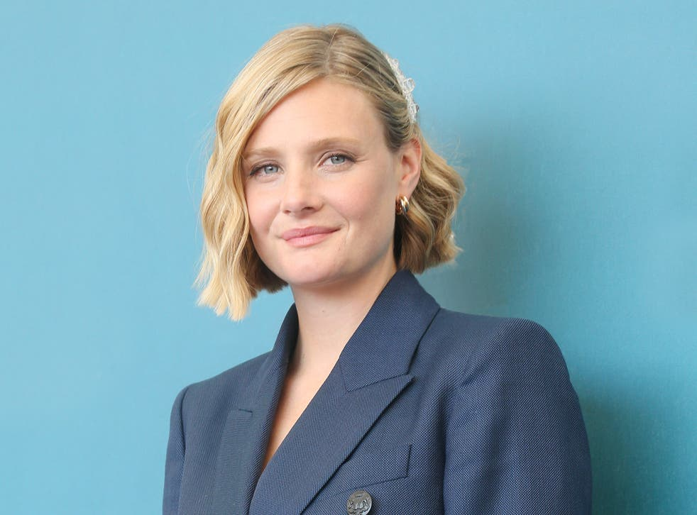 Romola Garai: 'Women's existence in this industry is dependent on their beauty'