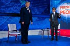 Trump says he didn't downplay coronavirus but 'up-played it' despite Woodward tape revelations
