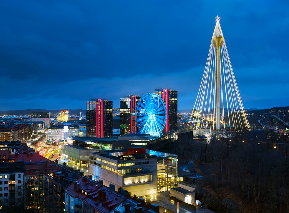 Gothia Towers is one of the most sustainable hotels in the city