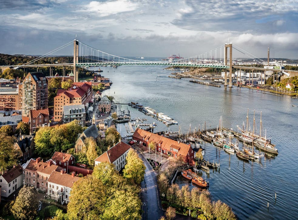 Gothenburg has been slowly transforming its image