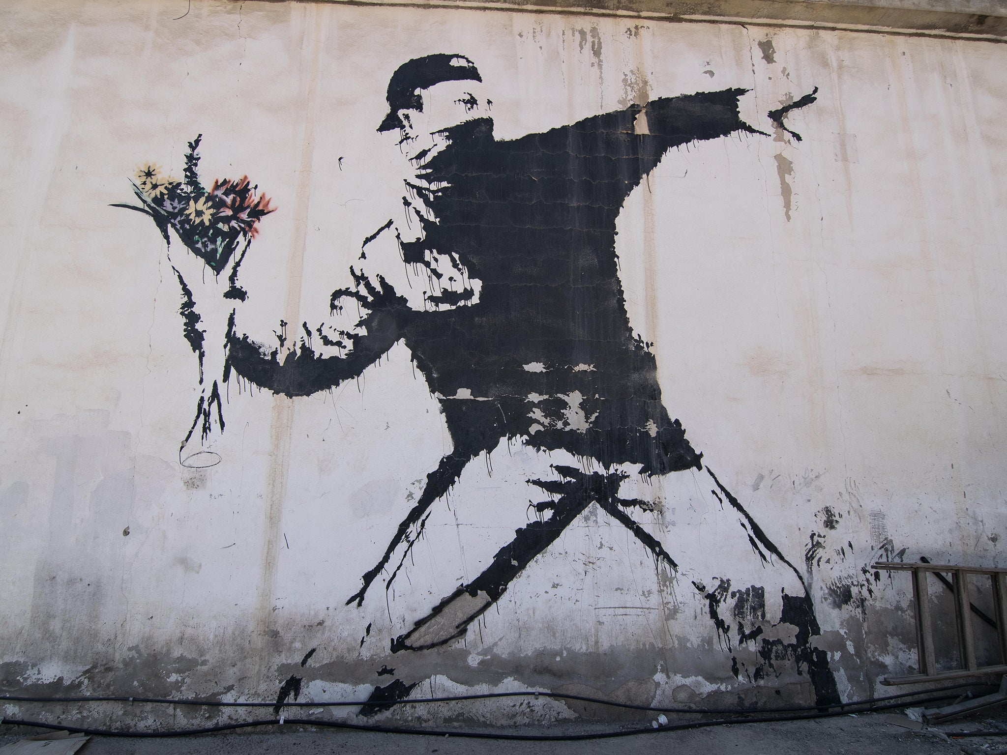Banksy loses art trademark battle with greeting card company in  'devastating' ruling | The Independent