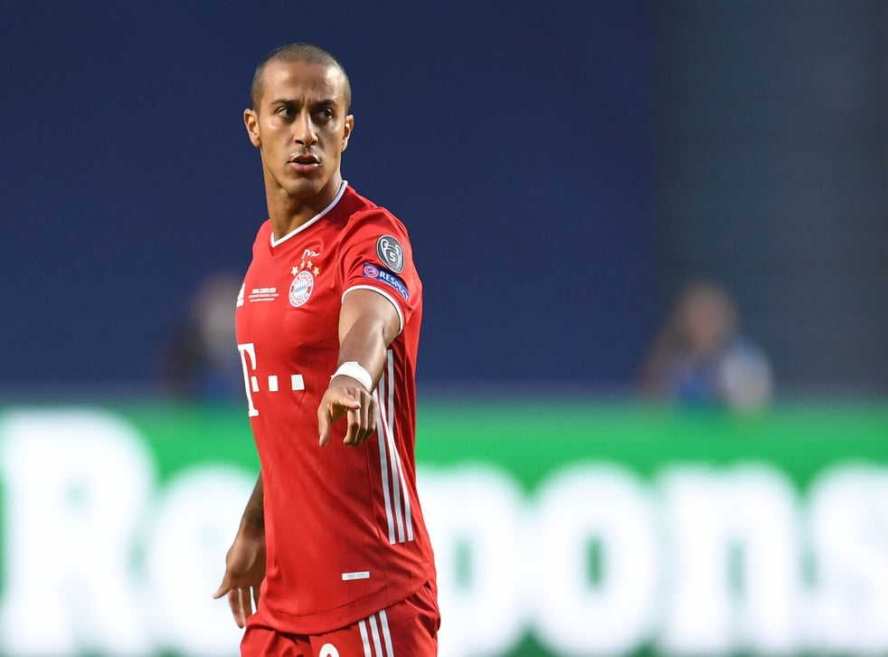 Thiago Alcantara adds tactical variety for Jurgen Klopp