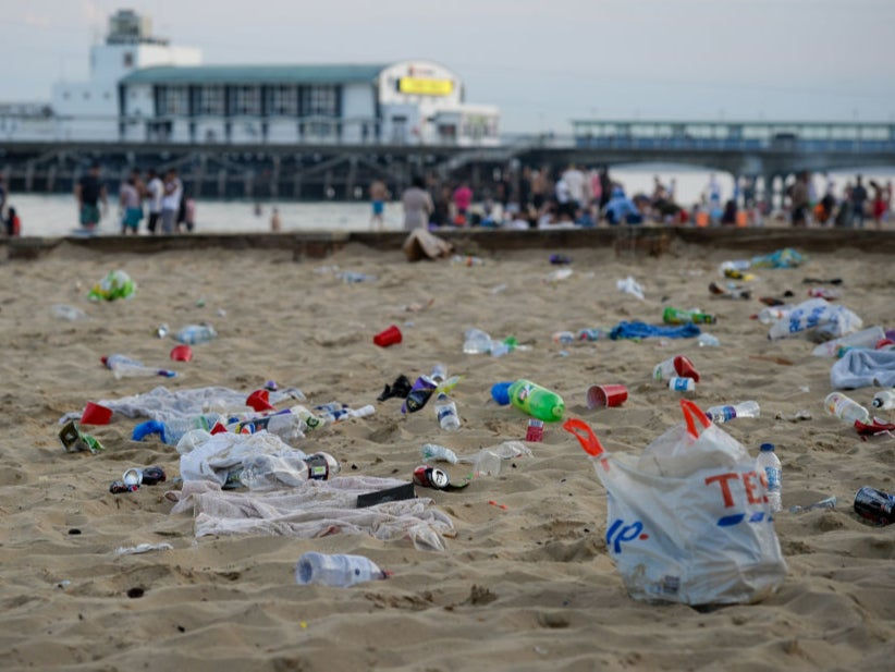When did we become a nation of litterers?