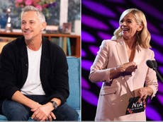 Equal pay for Zoe Ball and Gary Lineker at the BBC hides a multitude of issues below