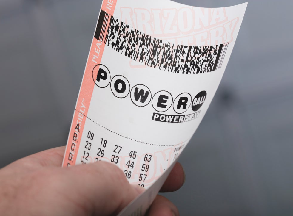 Powerball Online Ticket