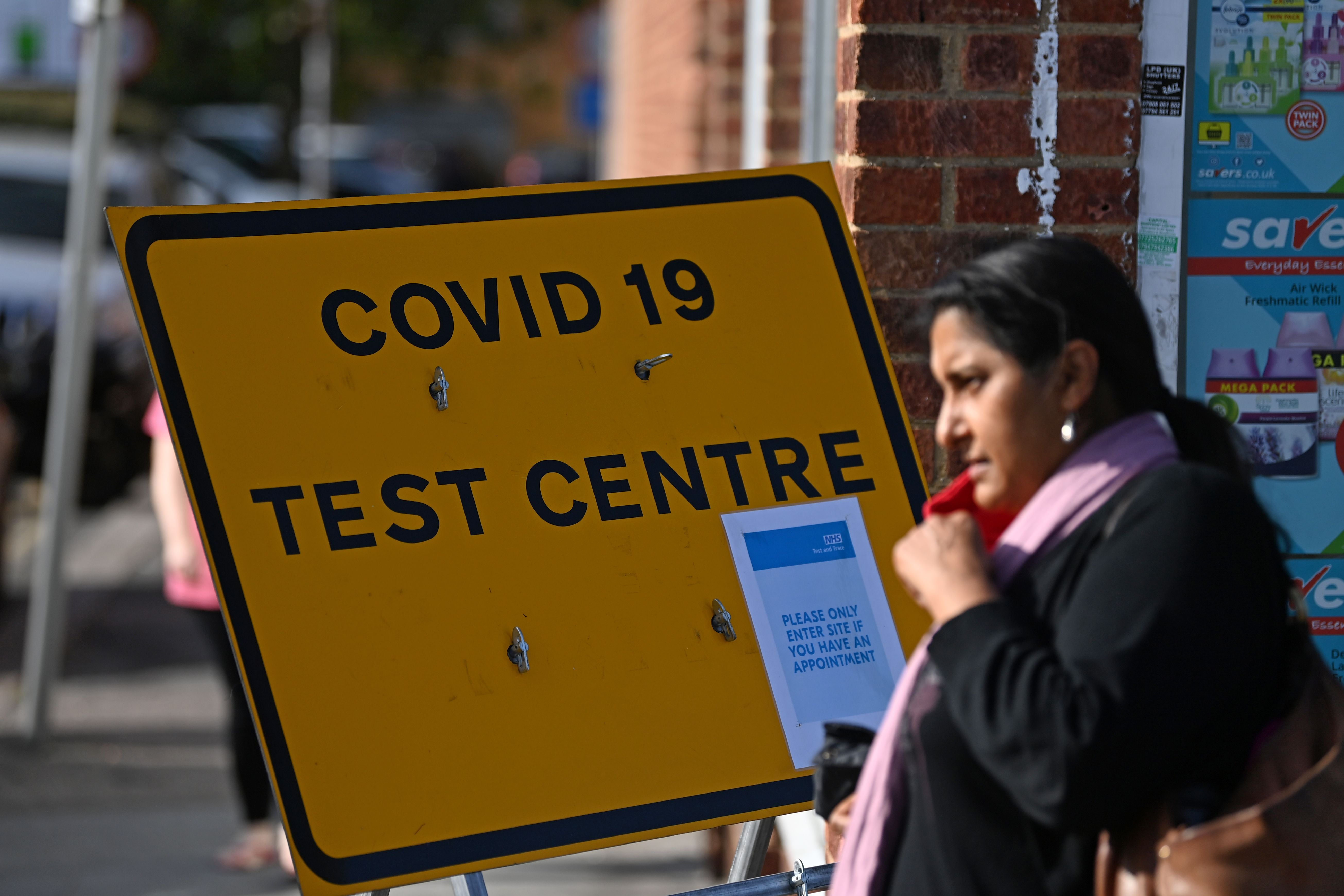 UK coronavirus news - live: Boris Johnson says 'second wave' coming as millions face new lockdown measures - The Independent